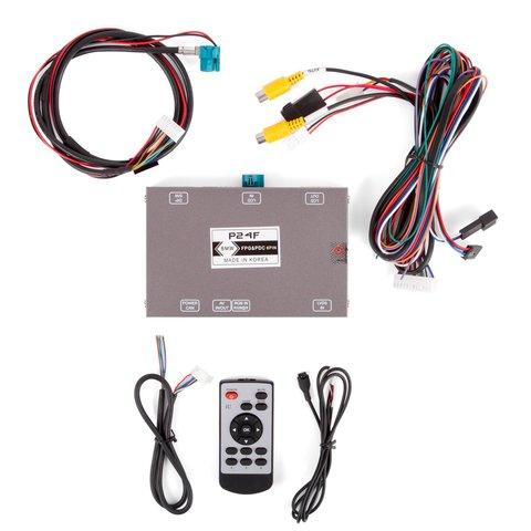 Адаптер подключения камеры переднего вида для BMW с системой CIC- HIGH(NBT) Прев'ю 3