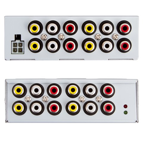 Universal A/V Signal Distributor (1 to 3) Preview 2
