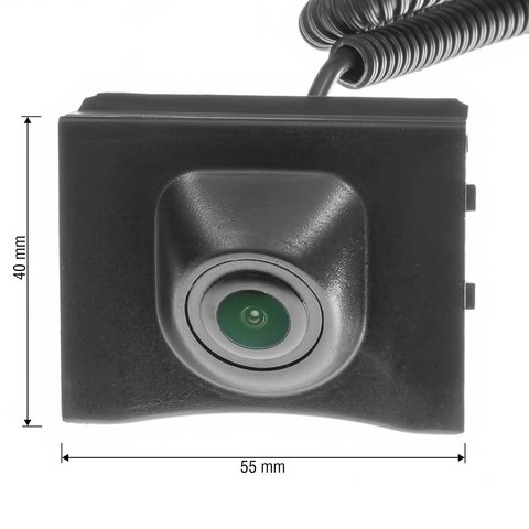 Front View Camera for Audi Q3 of 2013– MY Preview 6