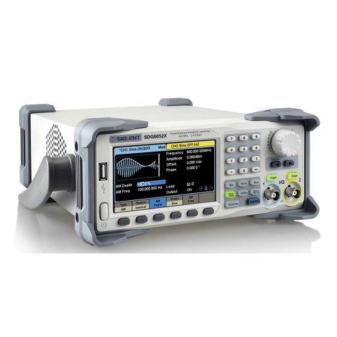 Генератор сигналів SIGLENT SDG6022X Прев'ю 1