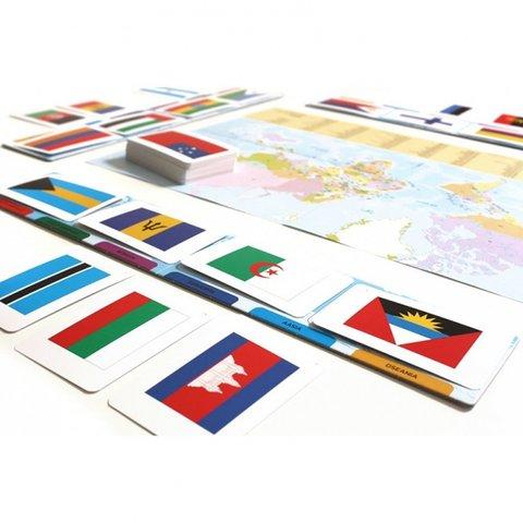 Настільна гра Tactic Прапори світу Прев'ю 1