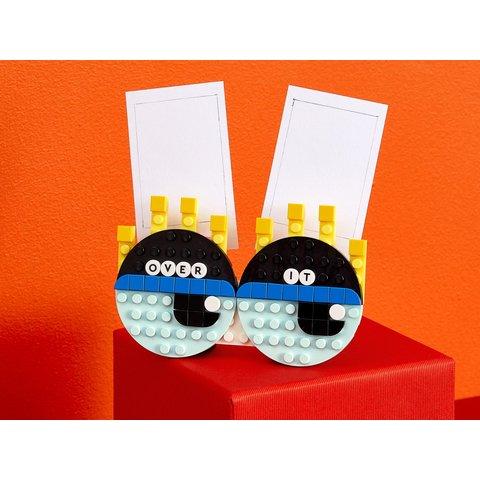 Конструктор LEGO DOTs Коробка для творчого дизайну 41938 Прев'ю 9