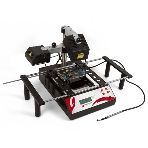 Infrared BGA Rework Station Jovy Systems RE-7550 - Preview 4